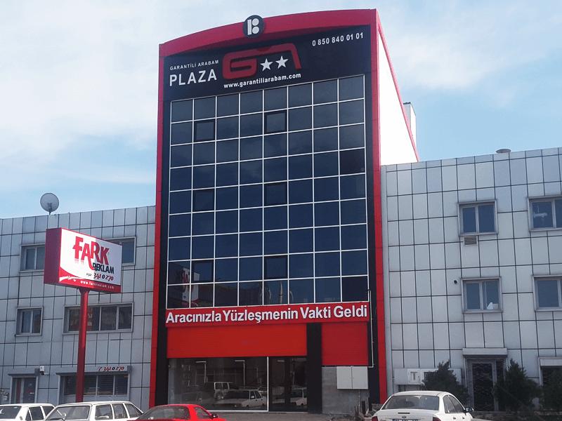 garantili arabam merkez ofis